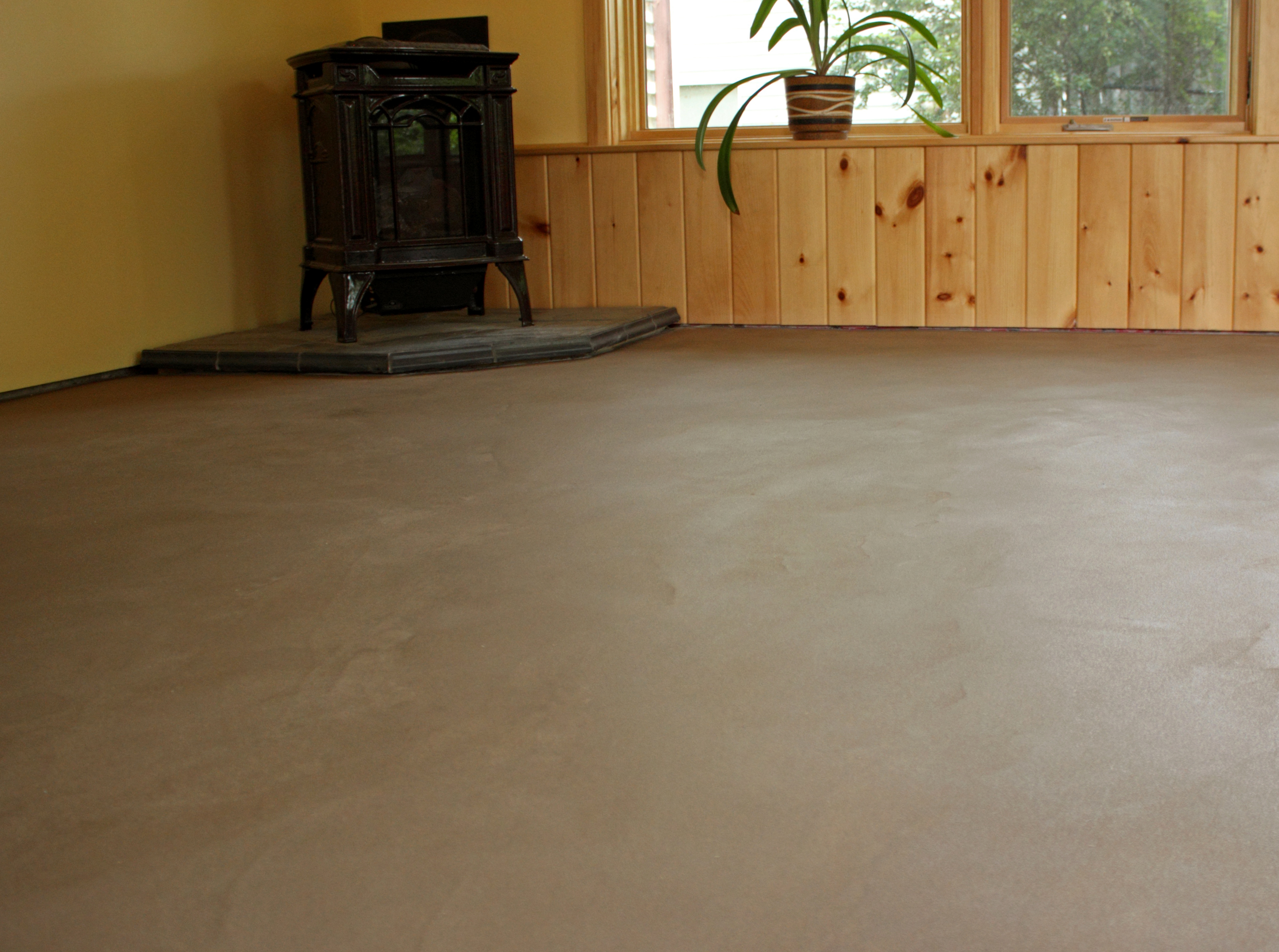 Earth floors ontario natural plasters for At floor or on floor